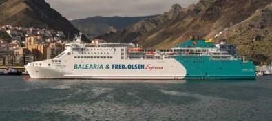 Fred. Olsen presenta en Santa Cruz la nueva ruta marítima Canarias-Península
