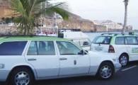 El servicio del taxi se limita al 20% en Mogán por el COVID-19