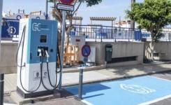 El Cabildo amplía la Red de Puntos de Recarga para Vehículos Eléctricos con otros cuatro módulos en Gran Canaria