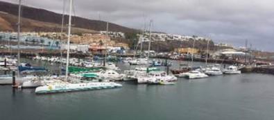 El tráfico interinsular de pasajeros en la red de Puertos Canarios aumentó un 5% en 2018