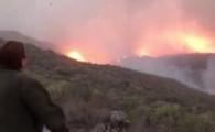 El Cabildo da por controlado el incendio de Tasarte