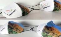 Valle Gran Rey diseña una mascarilla promocional con la imagen ganadora del último concurso de fotografía