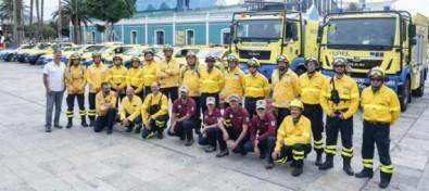 El Cabildo llama a la máxima prudencia ante el riesgo de incendios porque 100 % de los fuegos de Gran Canaria son por causa humana