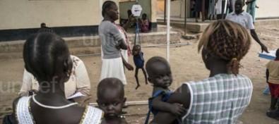Desnutrición, sequía y enfermedades amenazan la vida de millones de niños en el noreste de Nigeria, Somalia, Sudán del Sur y Yemen