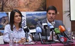 Emilio Navarro sigue apostando por las nuevas tecnologías y la innovación para promocionar el municipio en FITUR