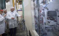 La industria canaria suma 54 empresas y 1.227 empleos más que hace un año