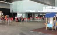 El Aeropuerto de La Palma pone en servicio la ampliación de la zona de embarque