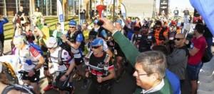 Marco Aurelio Pérez da la primera salida a la Transgrancanaria 2018