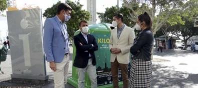 Santa Cruz reta a canjear vidrio por comida en favor de los Bancos de Alimentos