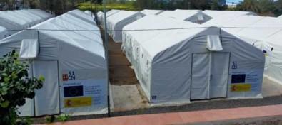 """CC-PNC advierte de la """"inobservancia"""" de las normas de seguridad ante el Covid-19 en el campamento de Las Raíces"""