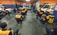 El Ayuntamiento capitalino avanza la reorganización del voluntariado de Protección Civil