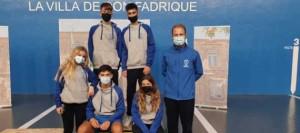Samuel Morales gana el primer Open Nacional Escolar Cadete