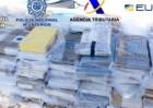 Desarticulada una organización que utilizaba una embarcación de recreo para transportar cocaína de Brasil a España