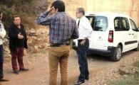 El Ayuntamiento muestra al Cabildo el mal estado del Barranco de Antigua