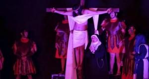 Valle San Lorenzo: pasión, muerte y resurrección de Cristo