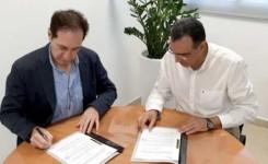 El Ayuntamiento de Adeje y Mensajeros por la Paz firman un convenio para la inserción laboral de personas en exclusión social