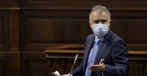 Torres destaca que el Plan Reactiva Canarias es el más consensuado de los que se han presentado