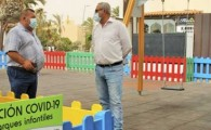 Los parques infantiles municipales de Antigua permanecerán cerrados hasta el 29 de julio