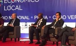Pablo Rodríguez expone en Cabo Verde la estrategia de internacionalización de la economía canaria desarrollada por el Gobierno