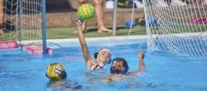 La piscina Acidalio Lorenzo acoge la última jornada de waterpolo de los XXXII Juegos Cabildo