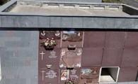 Valle Gran Rey trabaja en la ampliación del cementerio de San Antonio en Arure