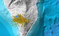 El PEVOLCA mantiene el semáforo amarillo y la alerta de riesgo volcánico para la zona de Cumbre Vieja, en La Palma