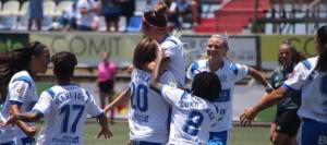 La UDG Tenerife Egatesa firma una histórica victoria ante el Rayo Vallecano y unos brillantes 57 puntos