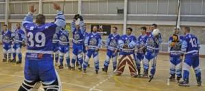 Arona Guanches Hockey Club cierran el año con la victoria