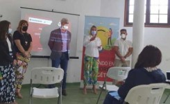 """Cabildo y Cruz Roja El Hierro presentan el programa de Empleo """"Educando en el ahorro energético 2021"""""""