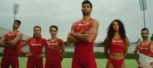 El blanquiazul Samuel García luce la nueva equipación española para los Juegos Olímpicos de Tokio 2021