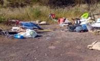 El Ayuntamiento de Gáldar está multando por vertido o depósito de residuos y escombros en el municipio