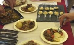 La exquisita carne de ovino criada en Gran Canaria protagoniza la novedosa Jornada 'Entre Corderos y Fogones'