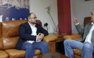 Valbuena y Armas planifican un encuentro multisectorial para el próximo 29 de noviembre en El Hierro