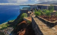 Turismo destina 635.000 euros para mejorar la seguridad del acceso al Mirador de Abrante, en Agulo