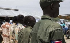 """Unicef: """"Sudán del Sur: cientos de niños soldado liberados en Sudán del Sur"""""""