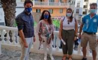 El Alcalde de Santiago del Teide firma el acta de inicio de las obras de mejora de urbanización del encuentro entre las calles El Sol y Avenida Quinto Centenario