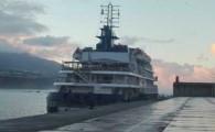 El puerto de Tazacorte alberga una nueva escala de crucero