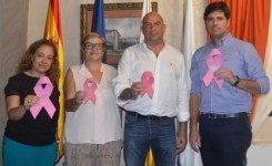 """El municipio de Santiago del Teide apoya la campaña """"Tenerife en Rosa"""" para prevenir el cáncer de mama"""