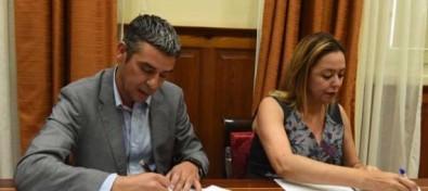 Gobierno de Canarias y Cabildo de Lanzarote invertirán 1,3 millones de euros para mejora el saneamiento de Costa Teguise