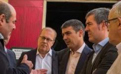 Clavijo insiste en la apuesta del Gobierno por profesionalizar el sector primario