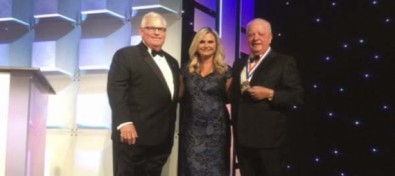 El presidente de Loro Parque recibe el Global Humanitarian Award de American Humane