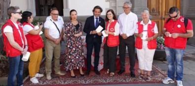 Cruz Roja celebra el Día de la Banderita