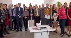 El vicepresidente del Gobierno de Canarias asiste al acto de entrega de distinciones y reconocimientos de la Asociación Cultural Entre Amigos