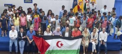 Más de 60 menores saharauis disfrutan de sus Vacaciones en Paz en Gran Canaria gracias a la solidaridad de las familias de acogida