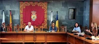 Los centros educativos de San Miguel de Abona continuarán su labor educativa de forma no presencial hasta final de curso