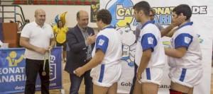Más de 600 escolares participarán en los 'Campeonatos de Canarias en edad escolar' organizados por el Gobierno