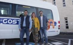 Adeje pone en marcha un servicio de transporte para personas usuarias de la unidad de demencia y deterioro cognitivo