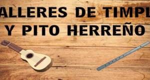 El área de Cultura del Cabildo de El Hierro oferta talleres de pito herreño y timple a partir de marzo