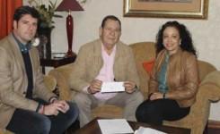 EL Ayuntamiento de Santiago del Teide concede una subvención a la Fundación Canaria Hogar Santa Rita
