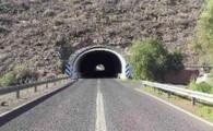 Obras Públicas y Transportes saca a licitación el proyecto de iluminación del Túnel de Playa de Santiago, en La Gomera